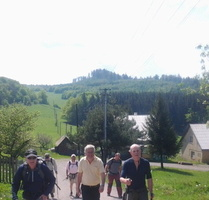 Hiking from Vienna to Bojnice