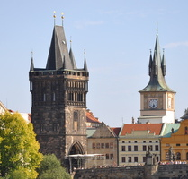 Private Half-Day Small-Group Walking Tour of Prague's Highlights